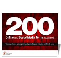 Free Online and Social Media Terms Reference Guide